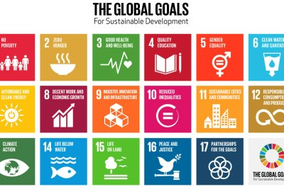 The sustainable development goals take us forward from the millennium development goals.