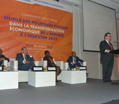 La fiscalité au coeur de la tranformation économique de l'Afrique à l'horizon 2025