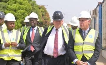 U.S. Ambassador Commends GE's Investment Plans for Nigeria