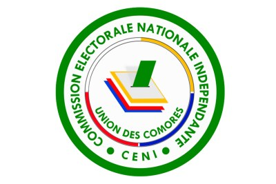 Logo CENI Comores