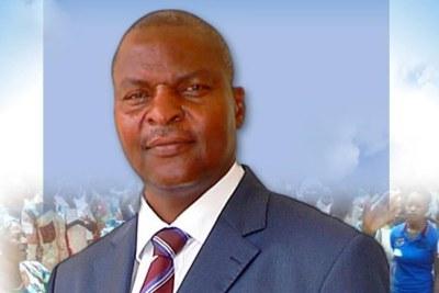 Faustin-Archange Touadéra nouveau président de la Centrafrique