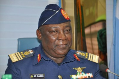 Late former chief of air staff Alex Badeh