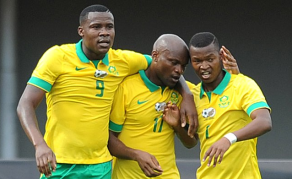 Bafana Stunned by Cape Verde
