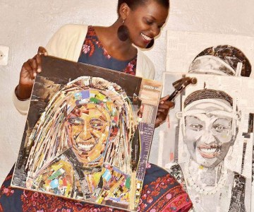 Meet the Women Changing the Face of Visual Arts in Rwanda