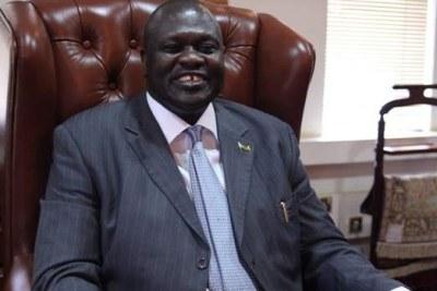 South Sudan's rebel chief Dr Riek Machar had finally returned to Juba.