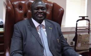 Riek Machar  du Sud-Soudan se dit préoccupé par sa sécurité