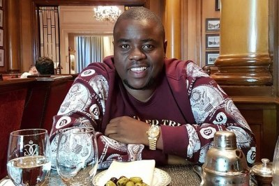 Controversial businessman Wicknell Chivayo.