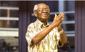 Renowned Ghanaian Composer and Musicologist Kwabena Nketia Dies