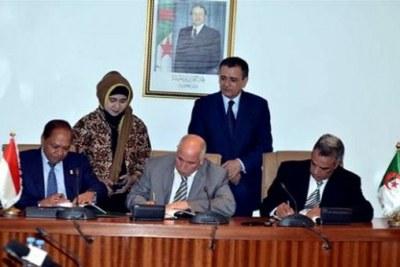 Trois accords d'investissements franco-indonésiens dans l'industrie minière