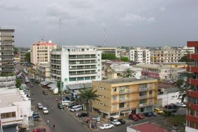 Vue Libreville