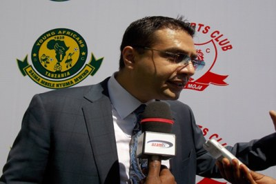 Young Africans chairman Yusuf Manji.