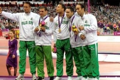 L'athlétisme handisport algérien