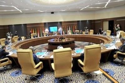 Réunion de l'OPEP à Alger (archive)