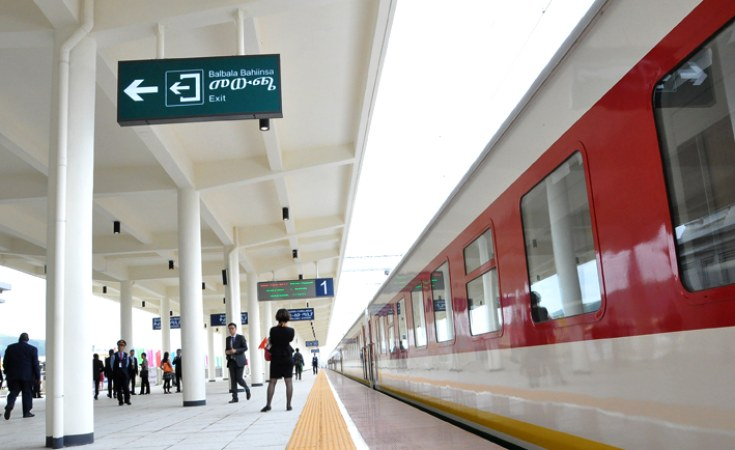 Ethiopia: Ethio-Djibouti Standard Gauge Rail in Final