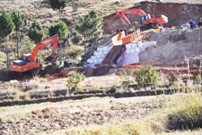 Soamahamanina – Jiuxing Mines déménage du matériel