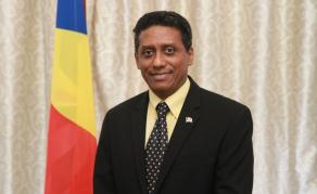Danny Faure, nouveau président de l'archipel des Seychelles
