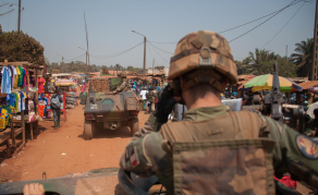 Russia Warns France On Central African Republic Peacekeeping