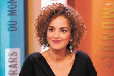 La Franco-Marocaine Leïla Slimani