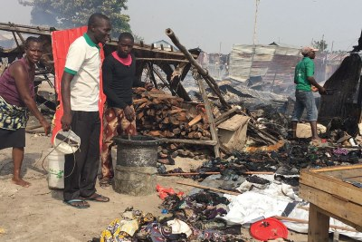 Nigeria Demolitions Leave Thousands Homeless