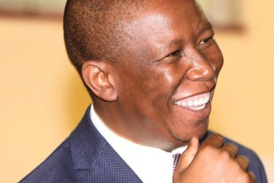 Lifestyle of South Africa's Malema Funded by Stolen Millions?