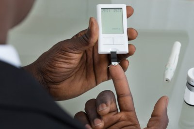 Africa has highest proportion of undiagnosed diabetes cases (file photo).