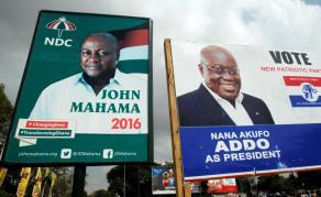 Gunmen Disrupt Ghana Parliamentary Polls