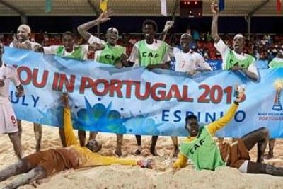 CAN Beach Soccer : Le Sénégal champion d'Afrique
