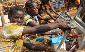L'ONU prône le « vivre ensemble » à Bambari  en RCA