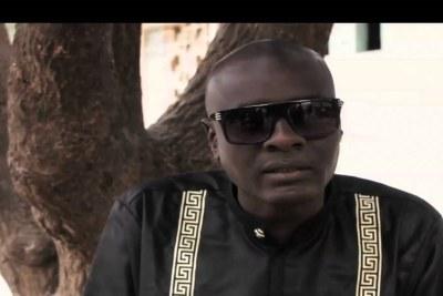 Ablaye Mbaye, chanteur sénégalais