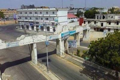 Somali capital Mogadishu (file photo).