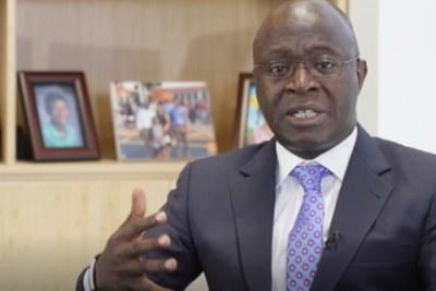Lazarus Angbazo, President and CEO of GE Nigeria.