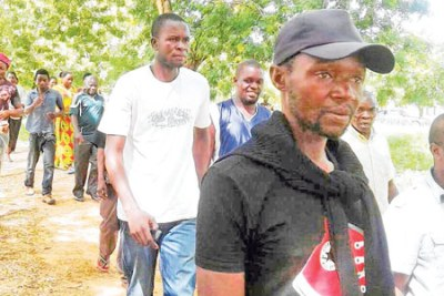 Deportees narrate ordeal in Mozambique.