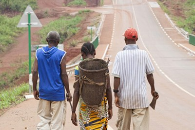 A new road linking Burundi and Rwanda, considered essential to improve transport linkages between the countries, had its feasibility study funded by IPPF and its construction funded by AfDB. The road, which includes a One-Stop Border facility, was officially opened in July 2013.