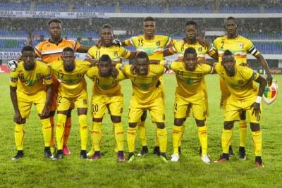 Equipe nationale de Guinée U20