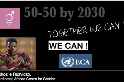 'Planet 50-50 by 2030: Step It Up for Gender Equality' asks governments to make national commitments to address the challenges that are holding women and girls back from reaching their full potential.