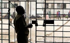 Impressionnante mutinerie dans une prison au Sud Soudan