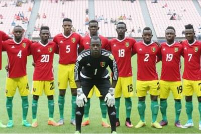 Equipe nationale de Guinée U20 - Mondial U20 Corée du Sud 2017