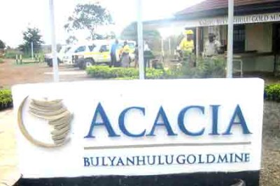 Acacia Mining.