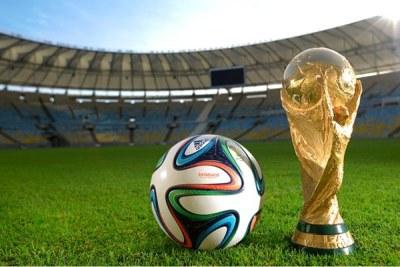 Le Trophée de la Coupe du Monde FIFA.