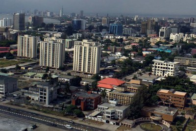 Lagos, Nigeria's economic hub (file photo).