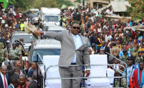 Mutharika Promises to Change Malawi 'Beyond Recognition'