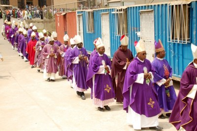 Catholic Bishops (file photo).