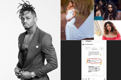 Is Diamond Platnumz's cheating?