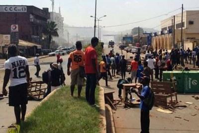 Manifestation au Cameroun (archive)
