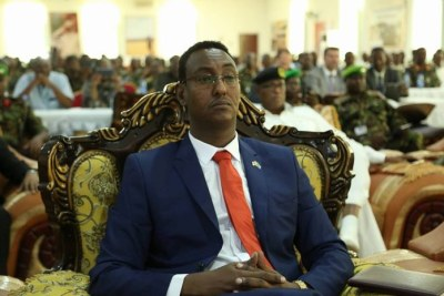 Ministre de la défense de la somalie, Abdirashid Abdullahi Mohamed