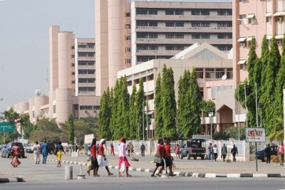 Rues de Abuja