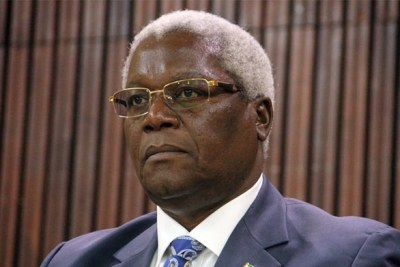 Former finance minister Ignatius Chombo (file photo).