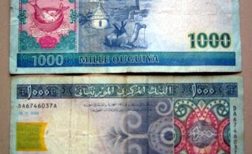 La monnaie mauritanienne va perdre un zéro ce 1er Janvier 2018