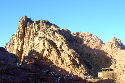 Péninsule du Sinaï