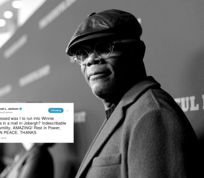 Photo Essay - Stars Tweet Their Respects for Winnie Madikizela-Mandela